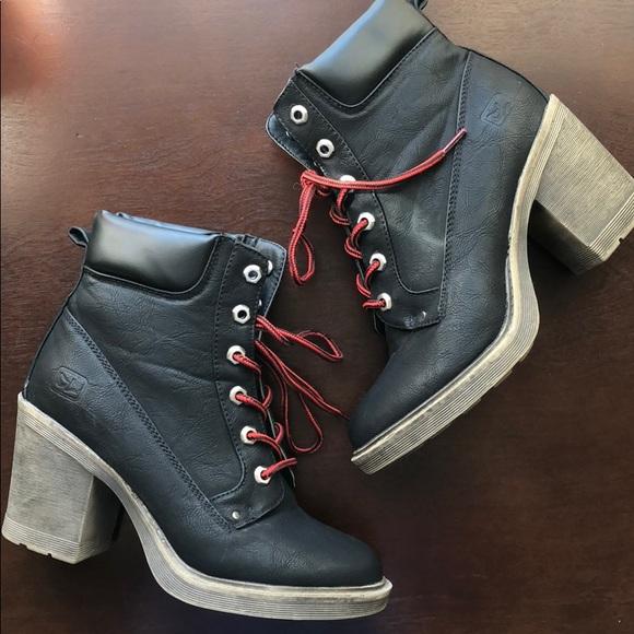 Dirty Laundry Shoes | Remix Black Lace